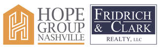 HOPE GROUP NASHVILLE AT FRIDRICH & CLARK REALTY